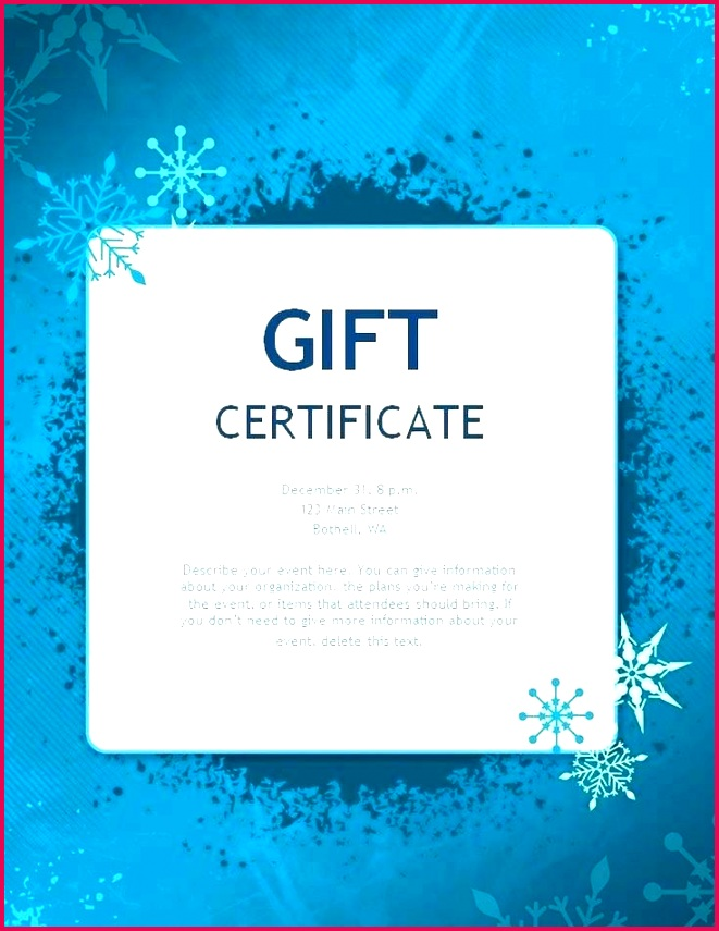 free t certificate templates you can customize custom for every pany template voucher