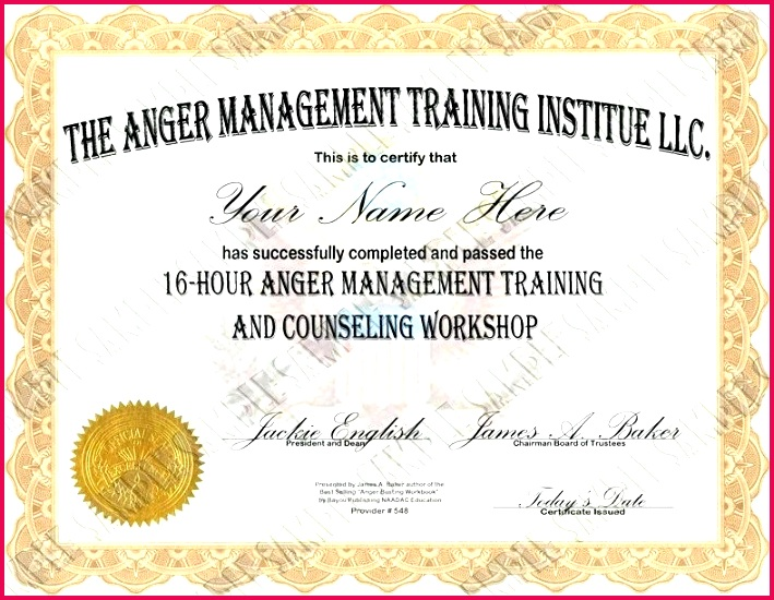 anger management certificate of new rehab free certificate template templates design for certificates anger management certificate of unique elegant certificate templates free printa