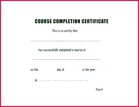 class ion certificate template printable customize attendance free best templates images on of pletion course