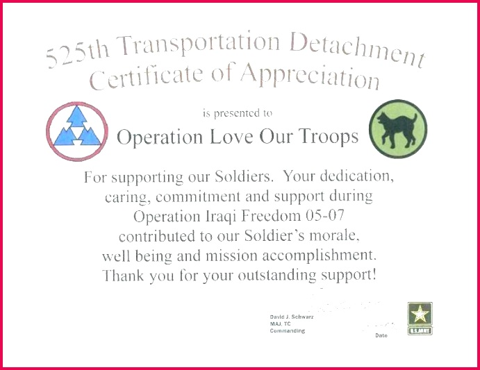 bat lifesaver army of training ideas award s us warrant officer promotion certificate template te