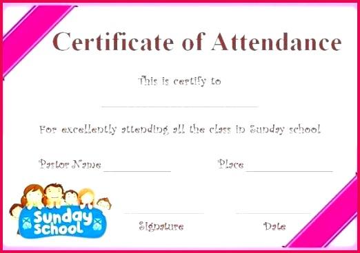 Course Attendance Certificate Template Course Attendance Certificate Template Customize Course Certificate Attendance Certificate Template Word