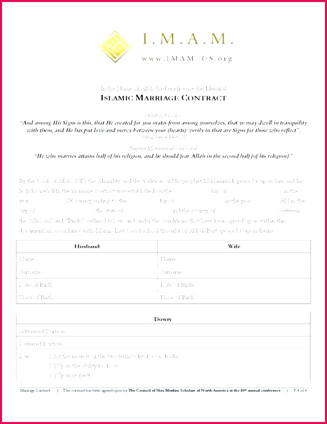 official marriage certificate template inspirational contract wedding format india maharashtra awesom
