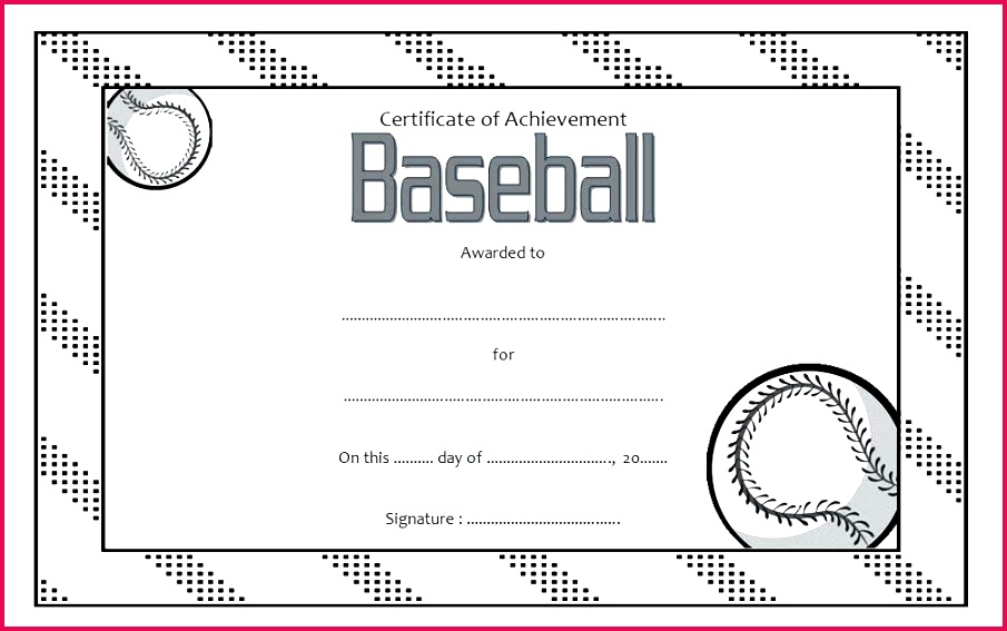 editable baseball award certificates free certificate templates for word little league template specialization in cpp file editabl