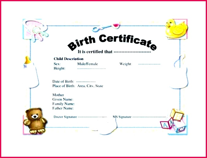 free printable puppy birth certificates beautiful certificate tes dog template lovely editable pet cert