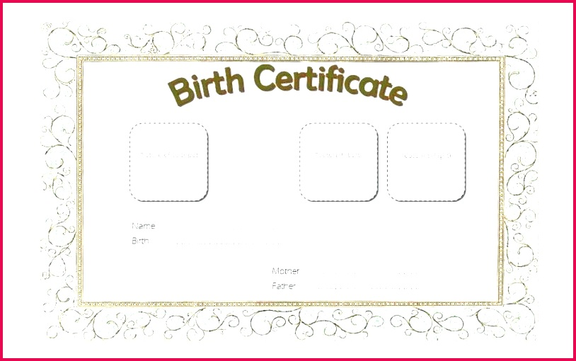 pet birth certificate template best templates printable puppy for word exhilarating p fake