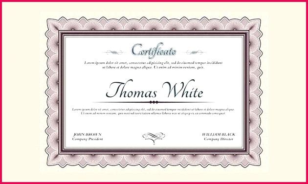 certificate template psd of appreciation