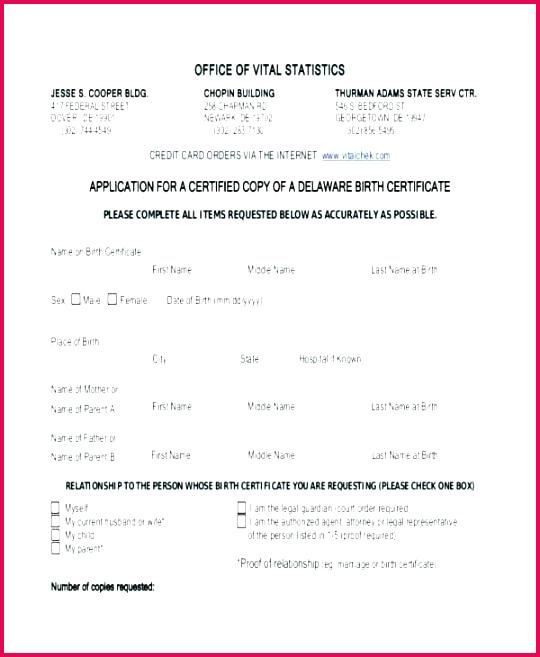 birth certificate template filler templates word sample format uk full example