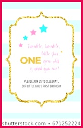 twinkle little star girls first 260nw