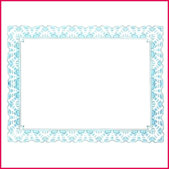 free certificate border templates for word best pertaining to template frame printable