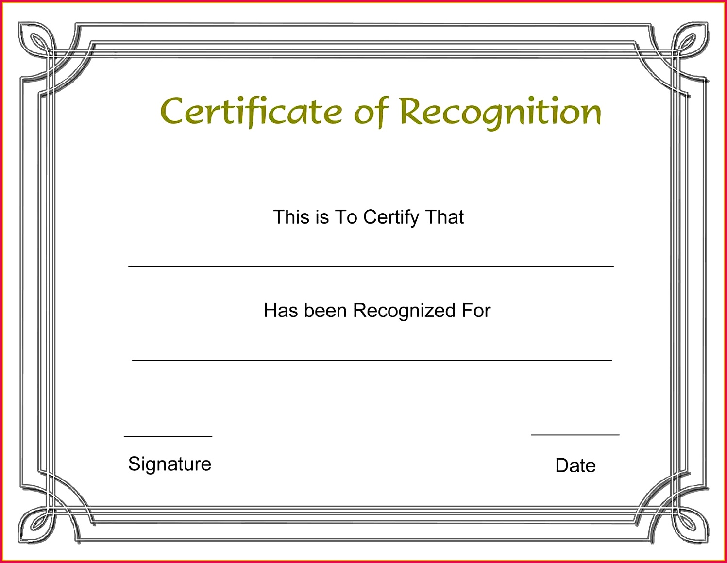 009 free certificate templates word of award template border inside with music
