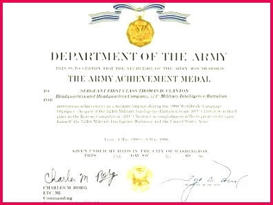 post editable certificate of achievement free printable us army template new nice appreciation e