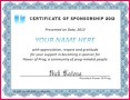 6 Certificate Of Appreciation for Donation Template