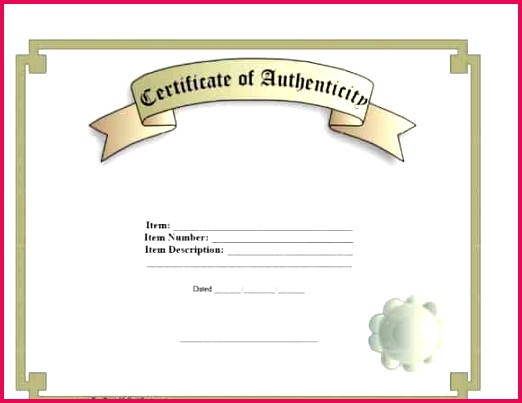 certificate of authenticity 03