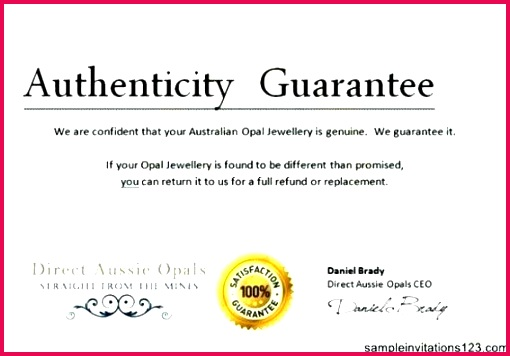 free certificate of authenticity template word art authentication free certificate of authenticity template word art authentication free art authentication certificate template