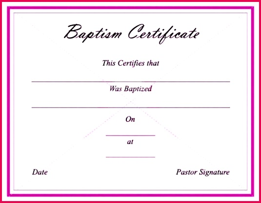 baptism certificate template free beautiful 7 free printable baptism certificates templates uutwp of baptism certificate template free