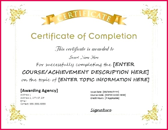 basic puter training course certificate sample of attendance pletion for ms word at sign in sheet templates free perfect