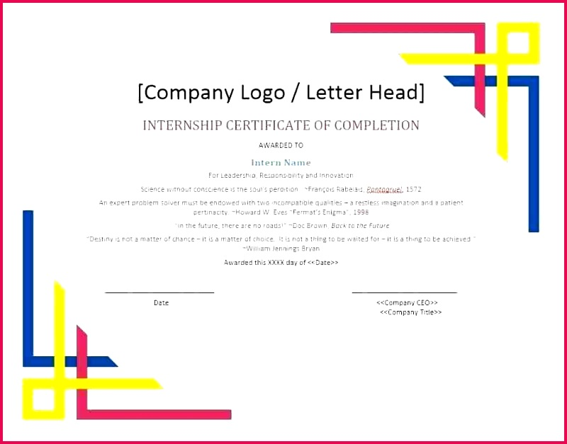 free certificate of pletion template achievement powerpoint award ppt