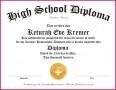 7 Certificate Of Graduation Homeschool Template