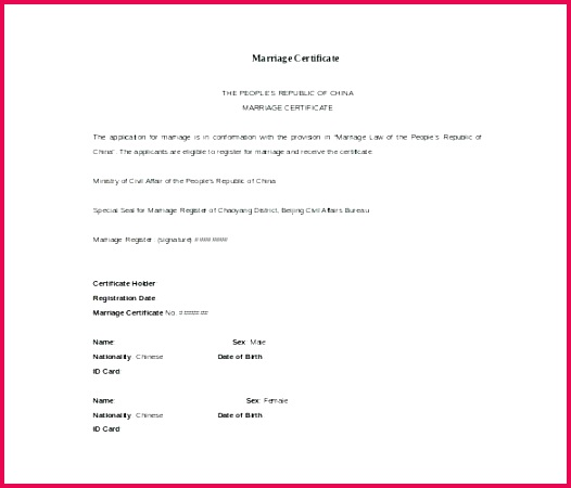 word certificate marriage sample best of family tree template records license texas