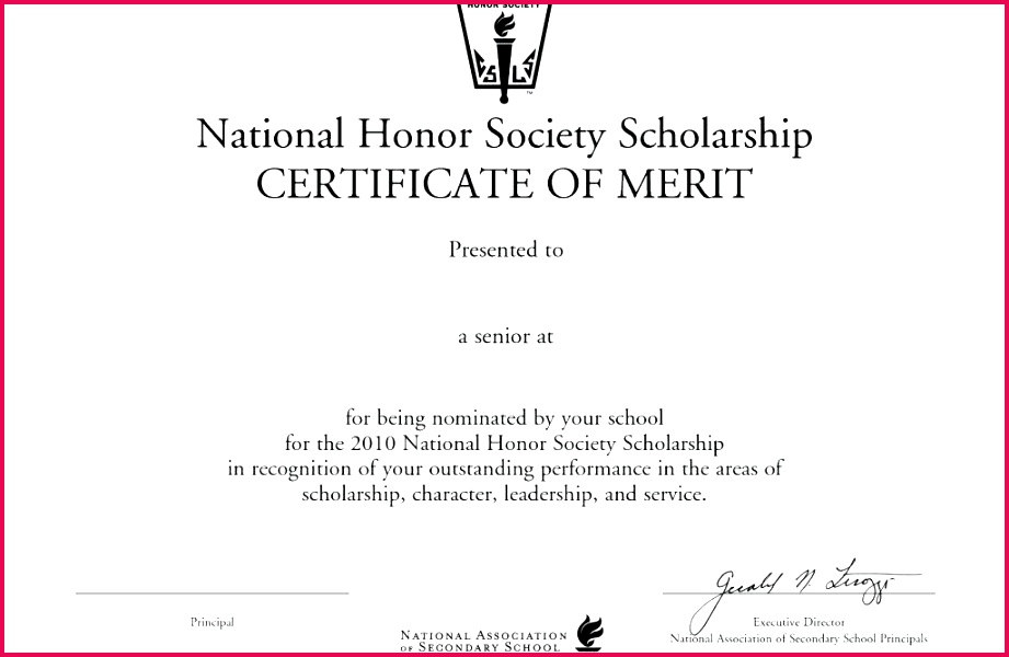 sample certificate of honor student copy scholar scholarship template deped