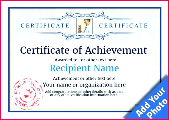 certificate of achievement template award classic style 1 diploma maker free templates
