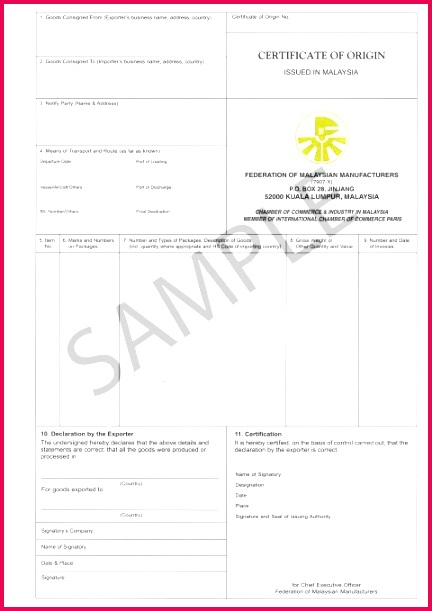 020 blank certificate of origin template unique form example mughals 480x680