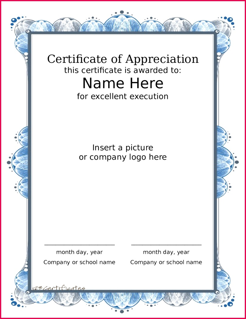 2019 award certificate fillable printable pdf forms handypdf with free participation templates