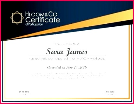 participation templates sample certification letter of attendance best template conference certificate certif