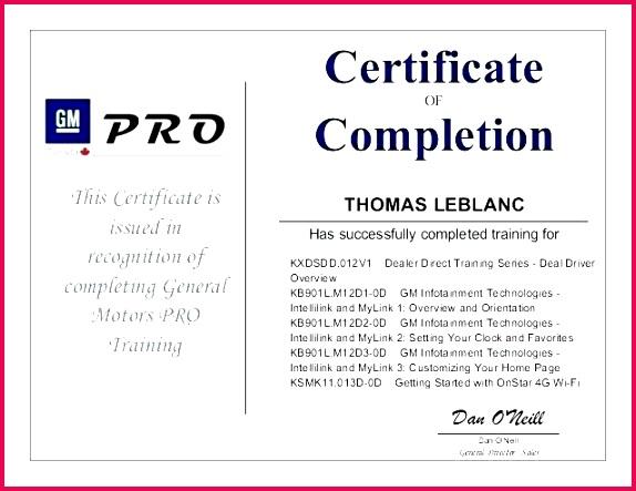 pletion Certificate Template u2013 Pdgroup