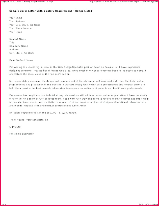 Awesome Proof In e Letter Template Gallery Resume Templates Employment Certificate Format With Salary Fresh Work Volunteer Lett