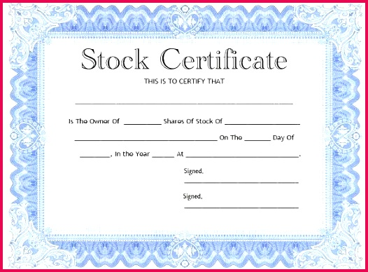stock certificates template free stock certificate templates free share certificate template free share certificate template format for share certificate