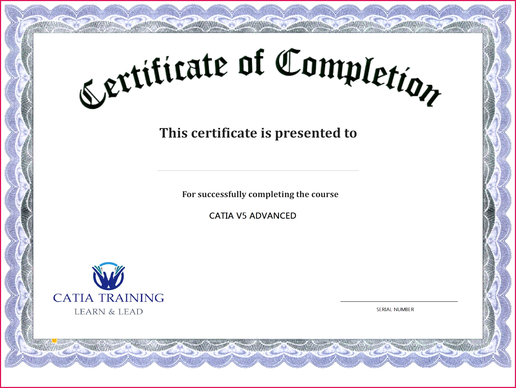 printable certificate template certificate templates printable 2