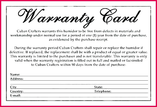 roof certification template construction warranty form strand guarantee certificate simple product warranty template