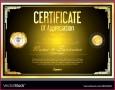 3 Certificate Vector Templates Free Download