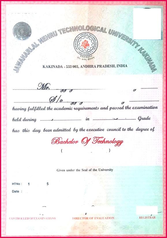 jntuk original degree OD