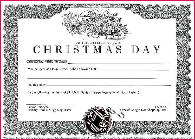 Certificate Templates Free Inspirational Template For Gift Blank Certific