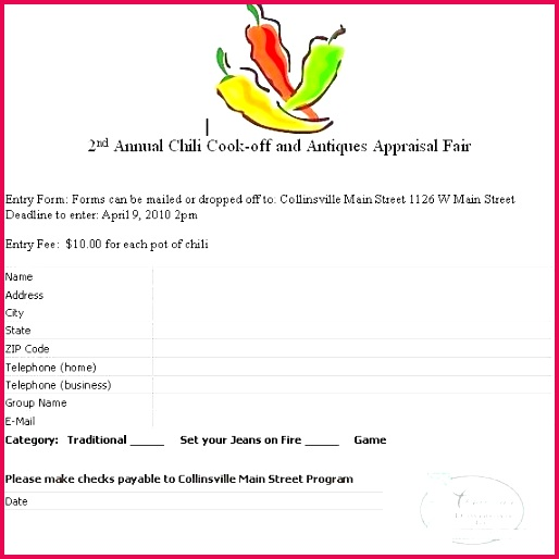 cook off judging sheet template chili beautiful gallery f award lovely dessert form rib sh cook off judging sheet template chili