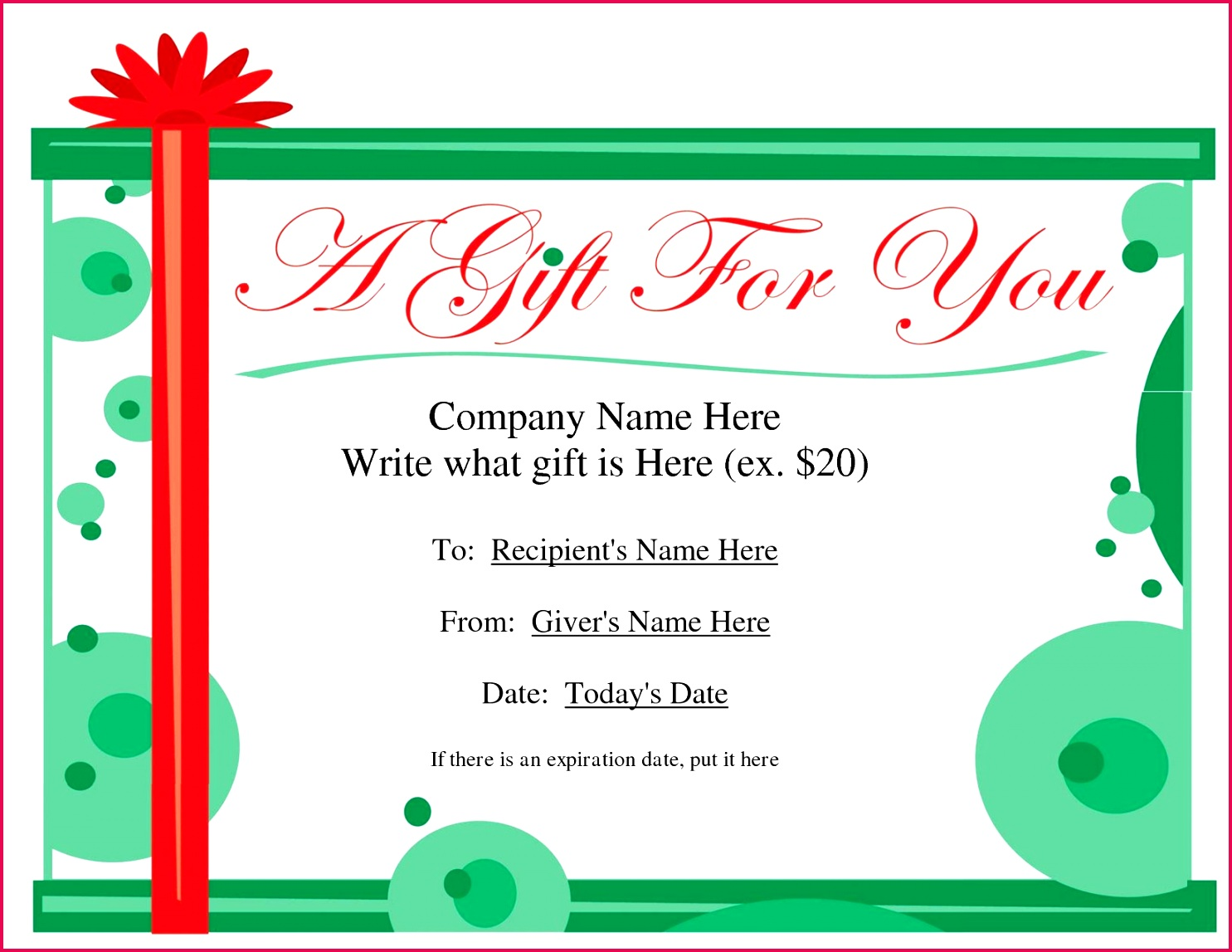 019 template ideas microsoft word t certificate free printable christmas