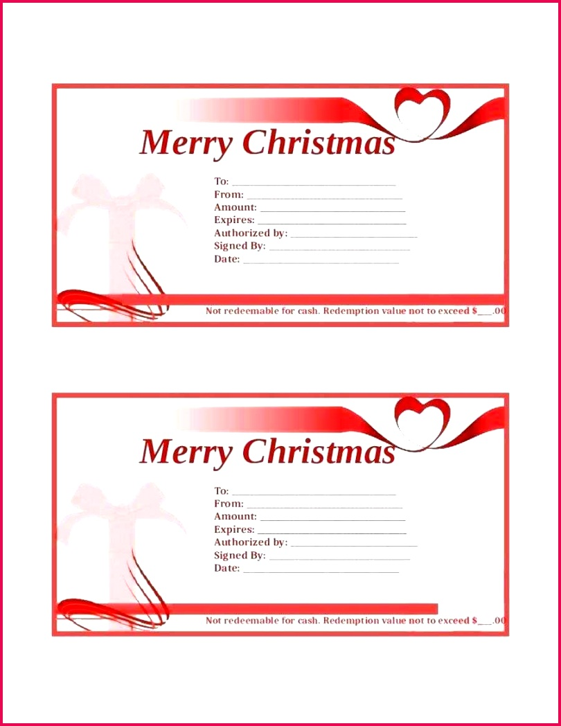 holiday t certificate template beautiful printable christmas coupon template of holiday t certificate template