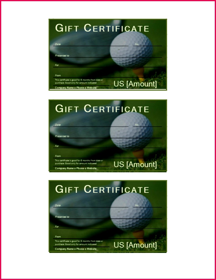 golf t certificate template best of free t certificate template open fice professional of golf t certificate template