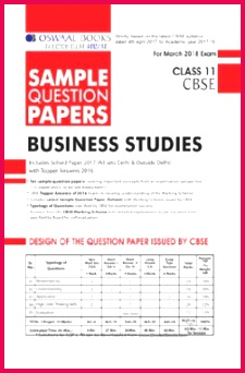 oswaal cbse sample question papers for class xi business stu s 300x380