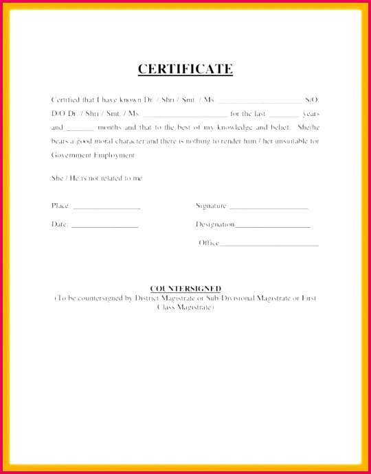 training certificate template free course pletion dow