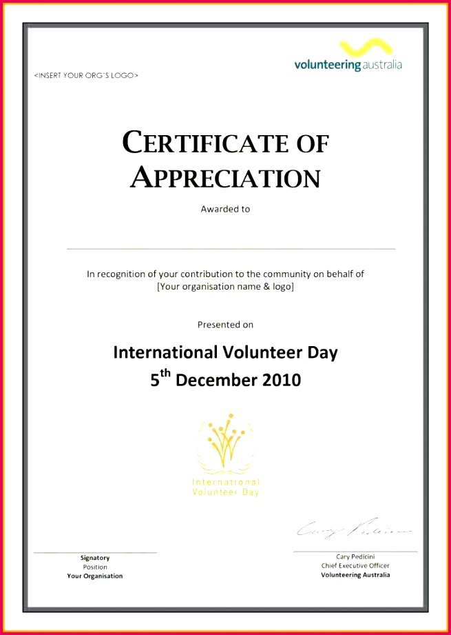 safety recognition certificate template for of appointment appreciation best o