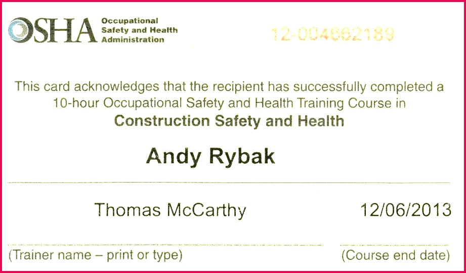 certificate template free safety certification online sample course templates new health