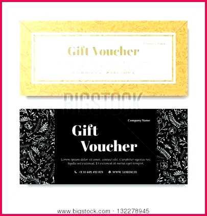 photography coupon template t premium voucher golden flower for design certificate background the vector photo free trial t