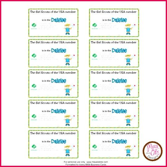 daisy membership card 1 grande