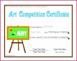 4 Dance Competition Certificate Templates