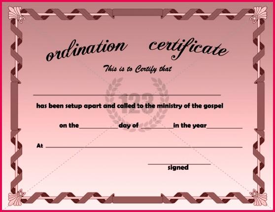 ordination certificate templates ordination certificate templates bud template free of ordination certificate templates 1