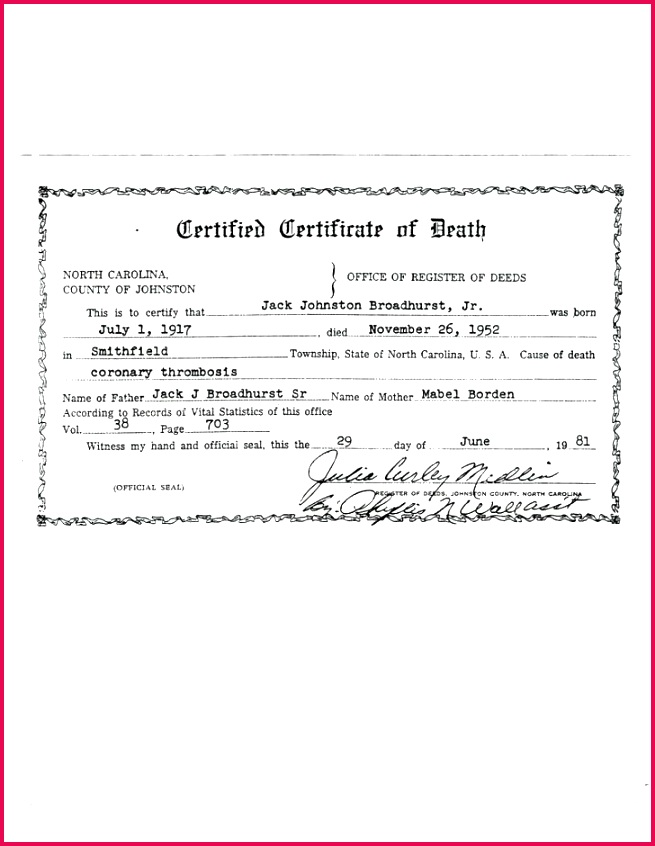 certificate template south african