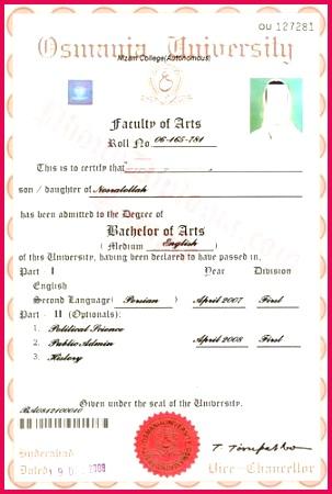 b degree certificate sample or osmania university sample degree certificate 2018 2019 student forum of b degree certificate sample